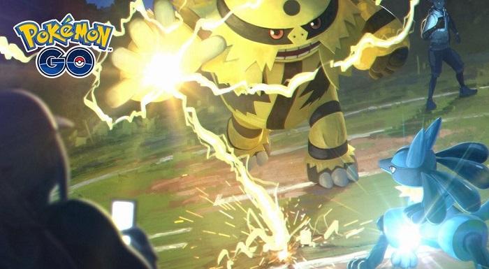 Pokemon Go Competitive Battling