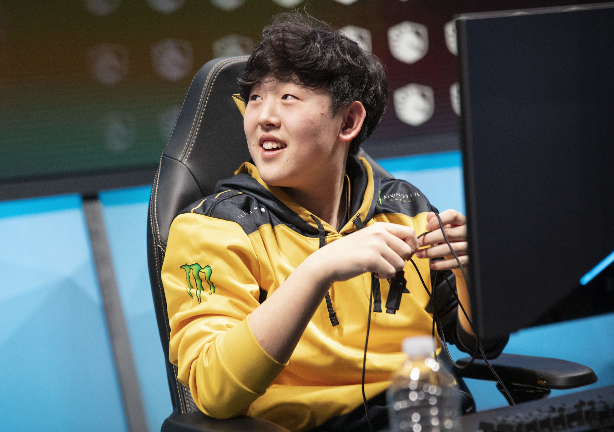 Tactical playing for Team Liquid in LCS