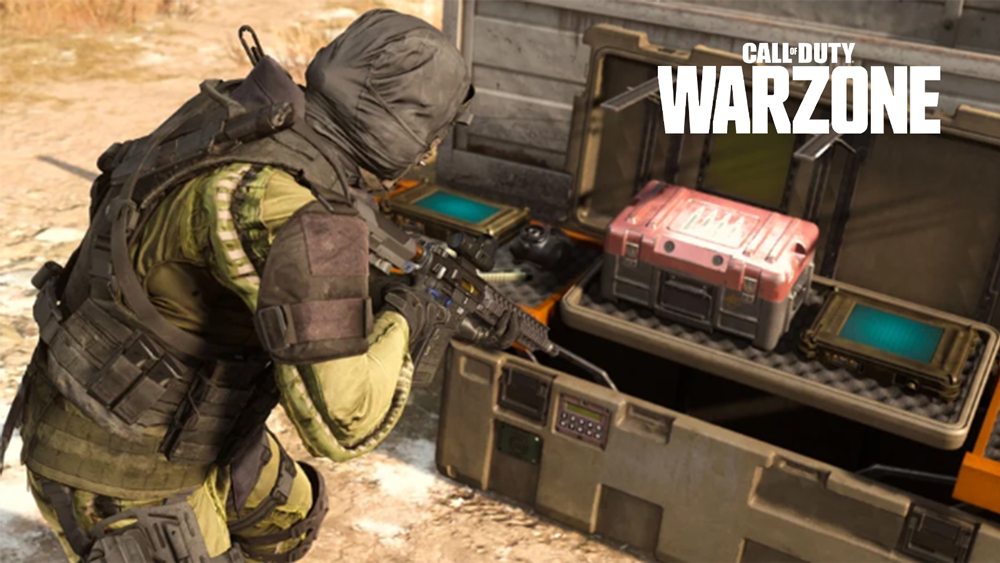 Buy Station in Call of Duty: Warzone.