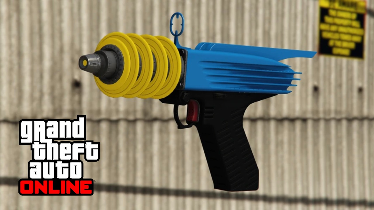 Atomizer in GTA