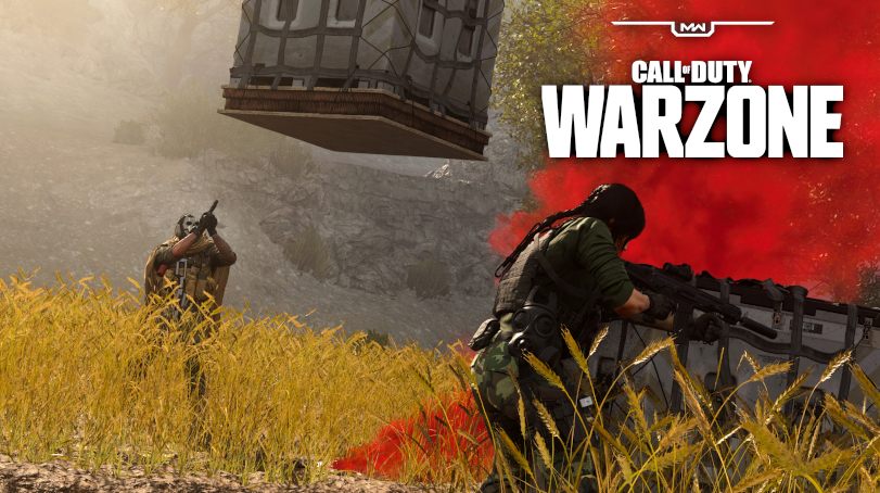 Loadout Drops in Call of Duty: Warzone
