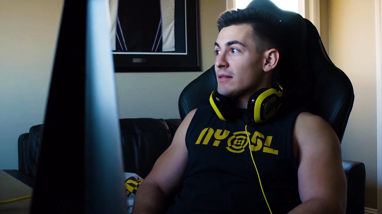 Doug 'Censor' Martin could be in line for his CDL debut