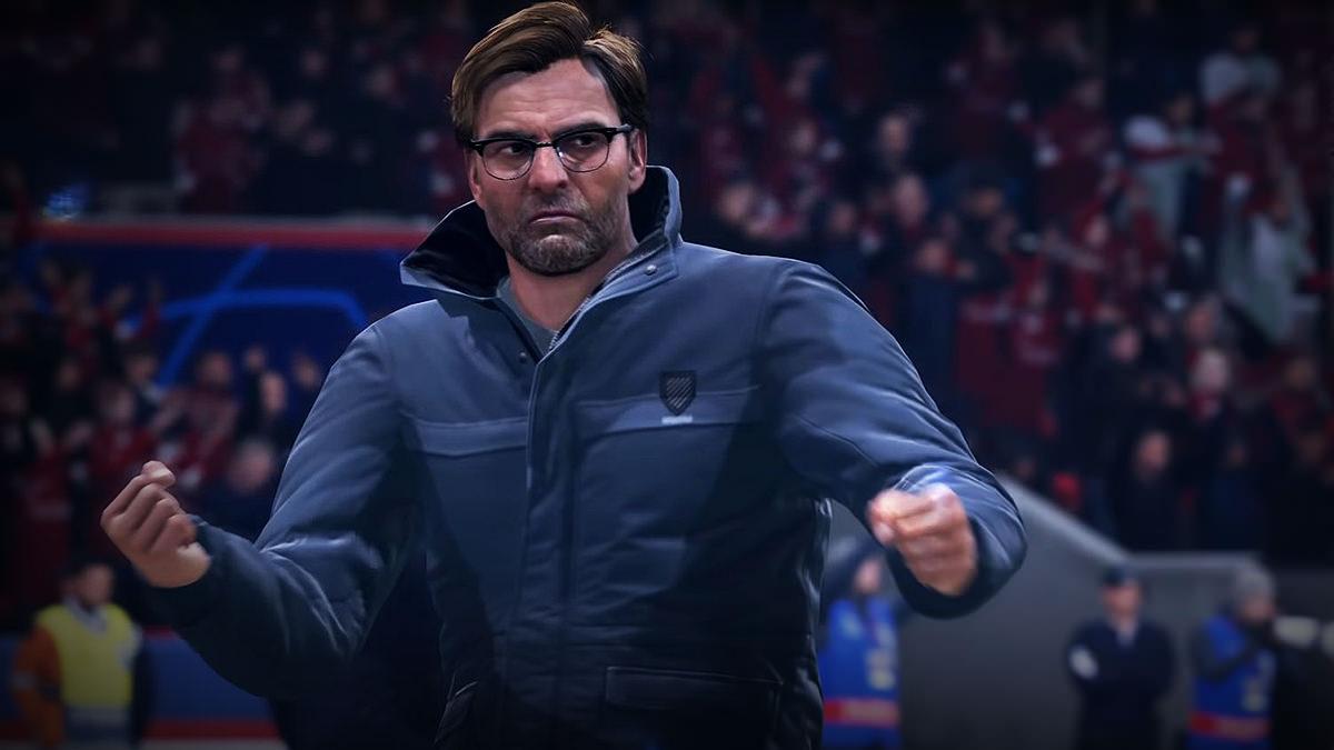 Jurgen Klopp FIFA 20