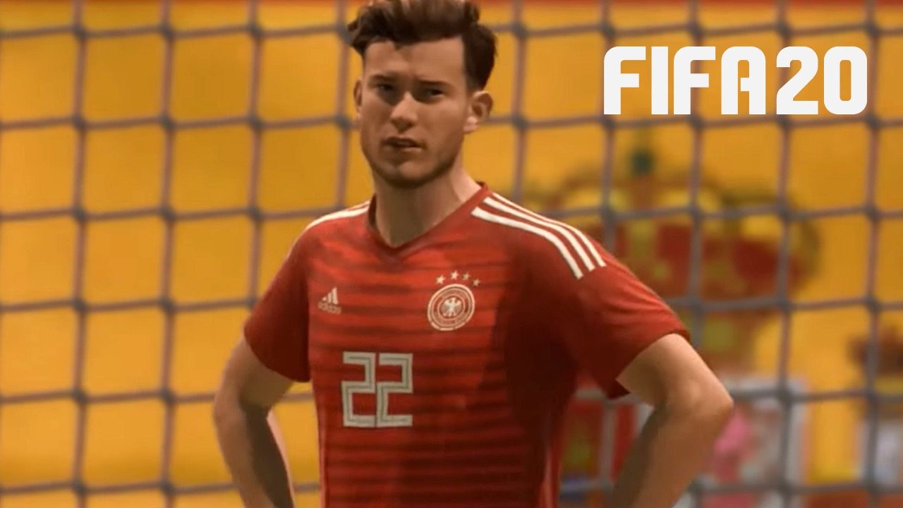 Karius glitch in FIFA 20