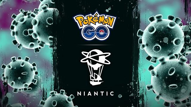 Niantic Pokemon Go Coronavirus