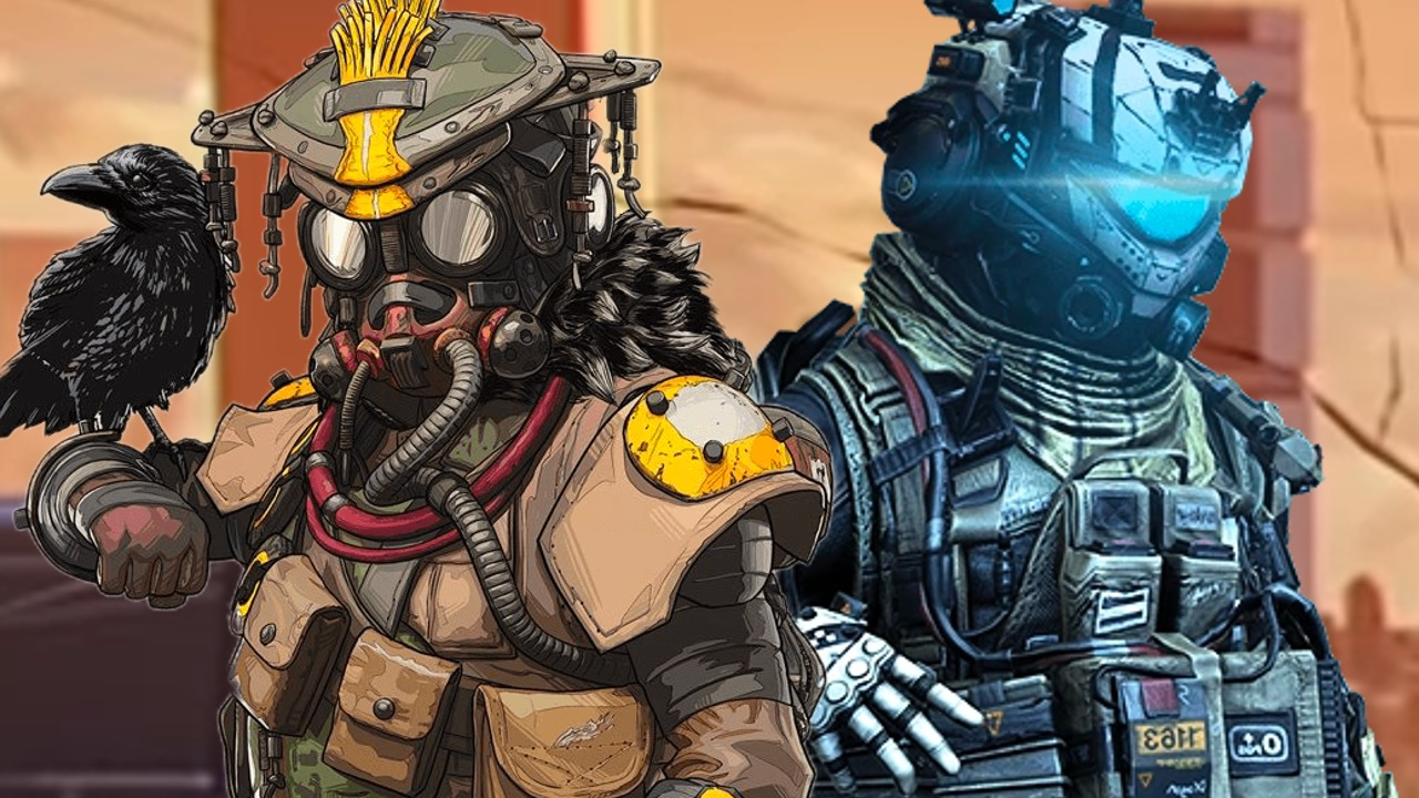 Apex Legends and Titanfall cosplays