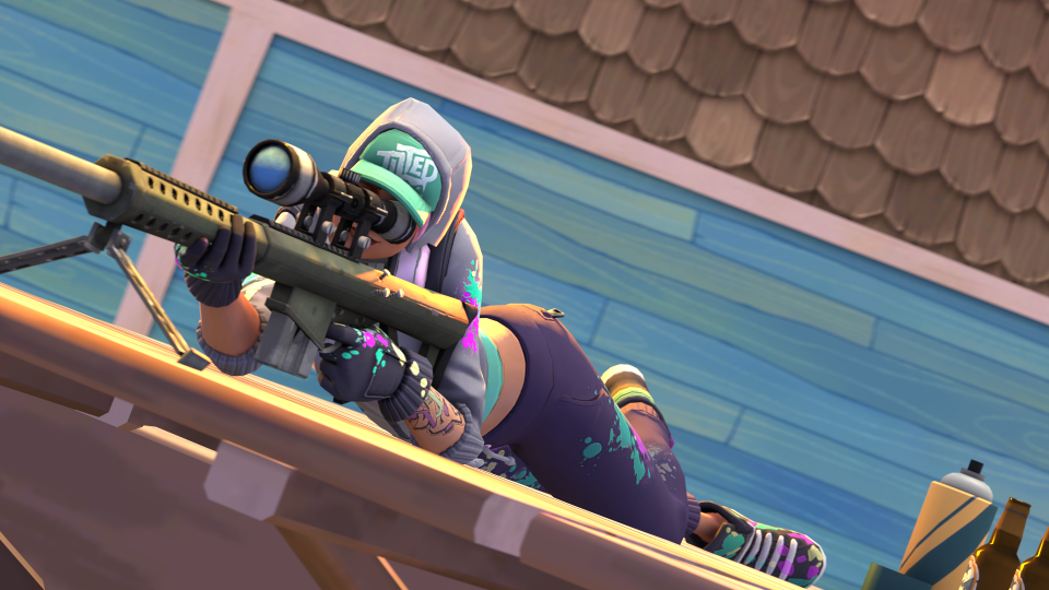 Ninja believes Epic Games made a mistake unvaulting the heavy sniper rifle in update 12.00.