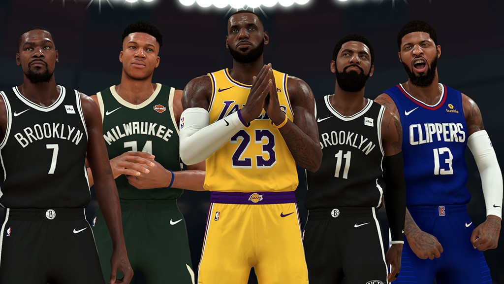 Some of the NBA's biggest names are set to do battle in a new 2K tournament