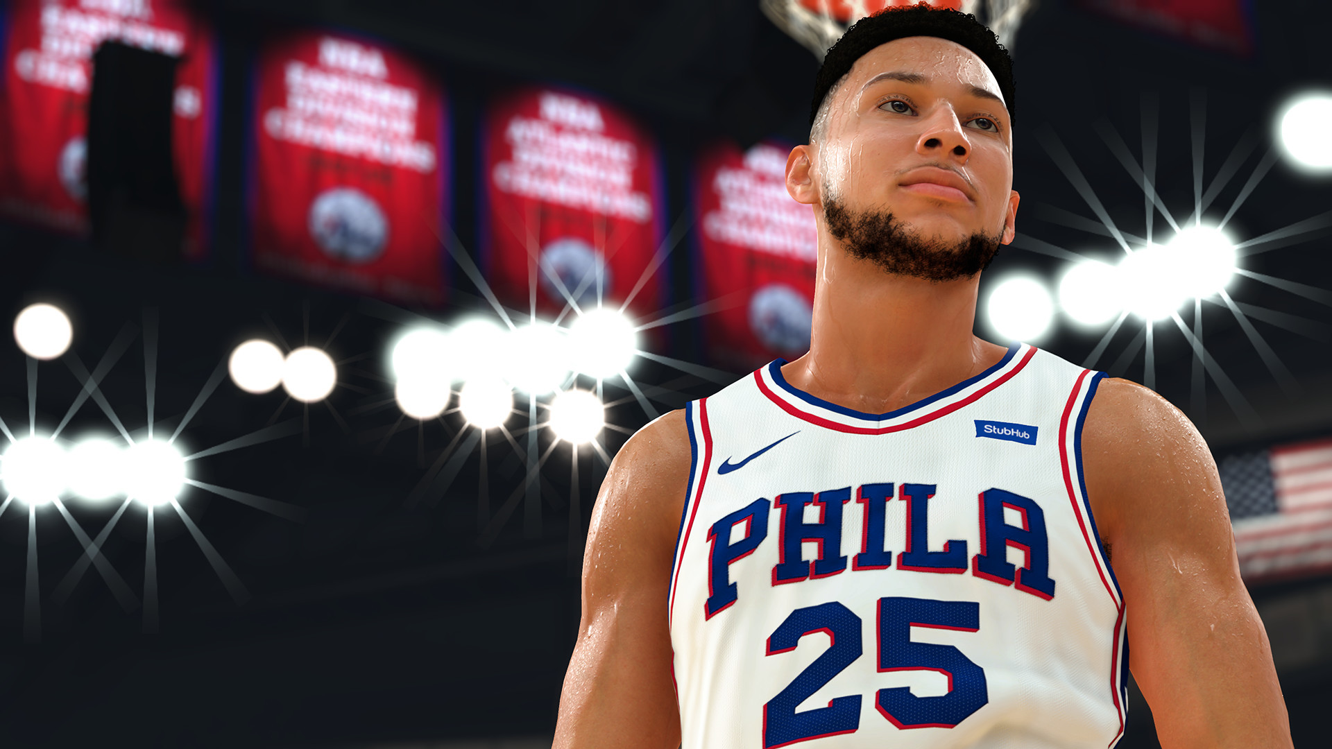 The NBA's top stars will go head-to-head in the virtual world, live on ESPN.