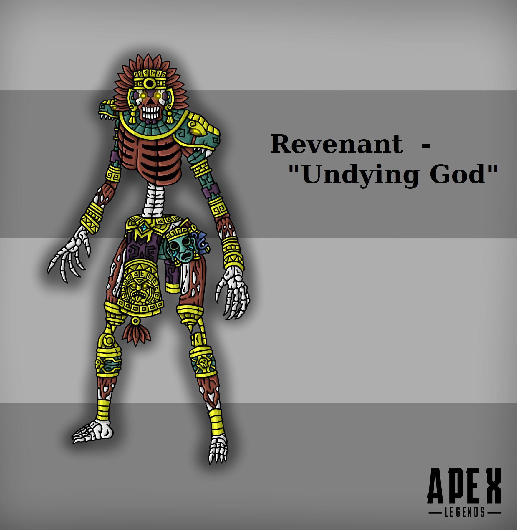 Undying God Revenant.