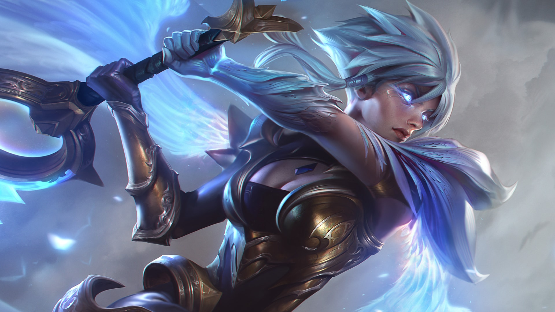 Top lane menace Riven is one of the most popular champions in League of Legends.