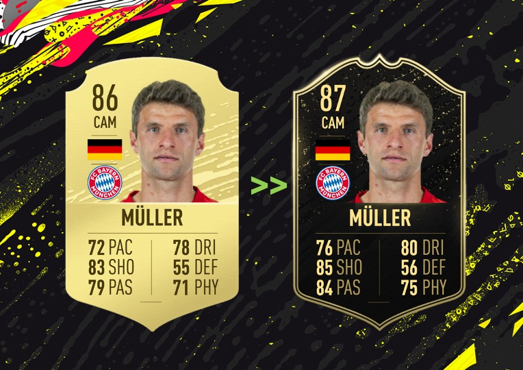 Muller TOTW FIFA 20