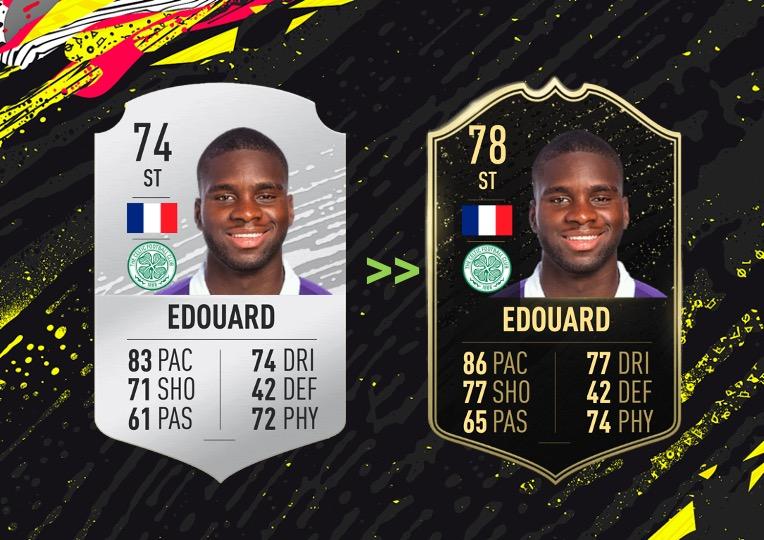Edouard fifa 20 totw