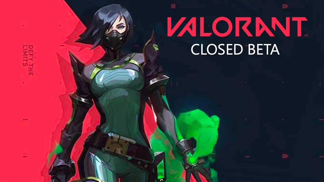 Esports players blocked from streaming Valorant closed beta