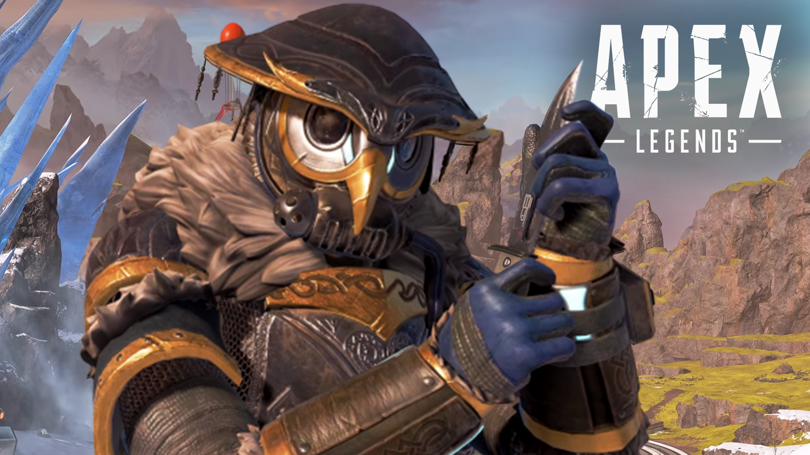 Bloodhound apparently has The Beatles hidden in her old and new Apex Legends lore.
