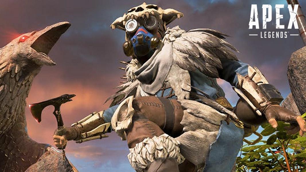 Bloodhound in APex Legends