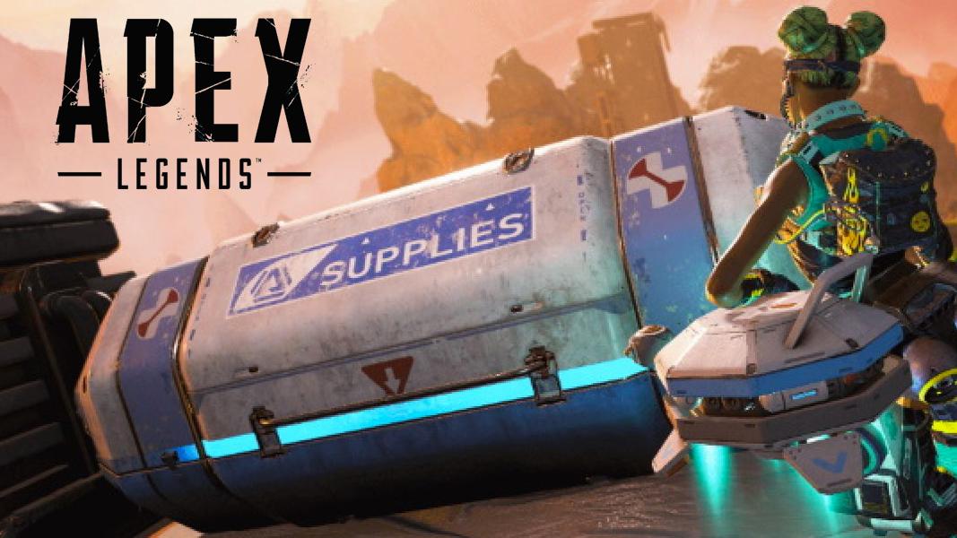 Lifeline in Apex Legends