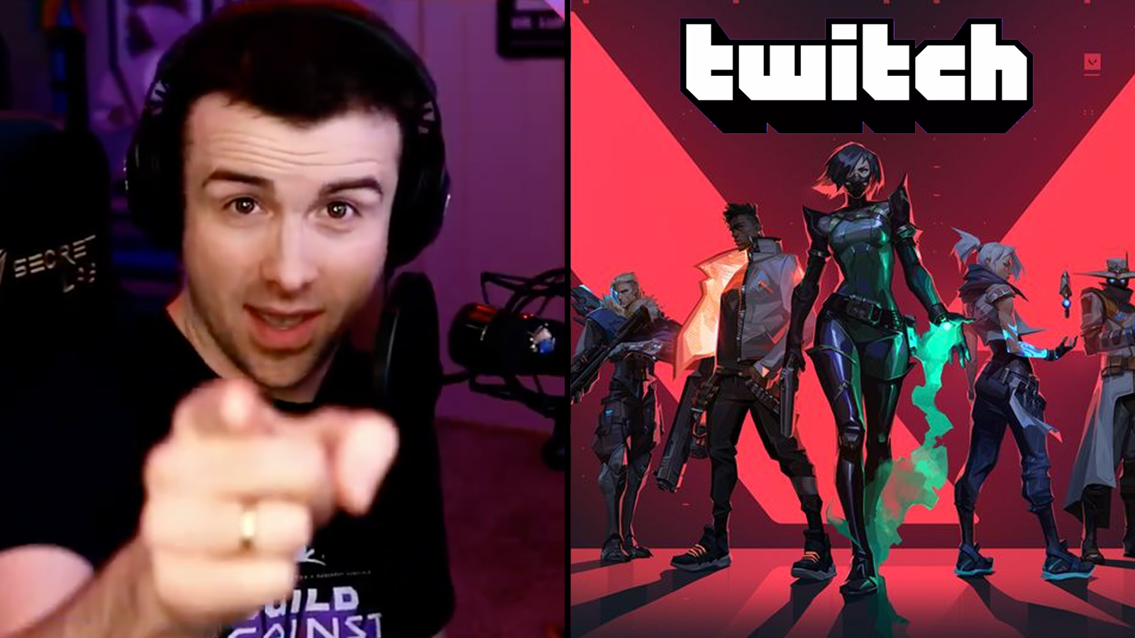 DrLupo slams Valorant Twitch streamers who are farming ad revenue