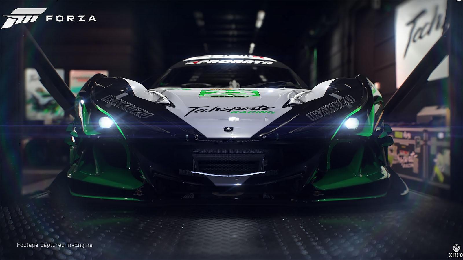 Forza Motorsport Screenshot of irakuzu car