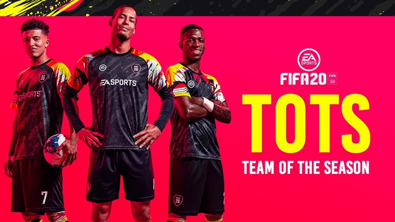 FIFA 20 Team of the Season leak