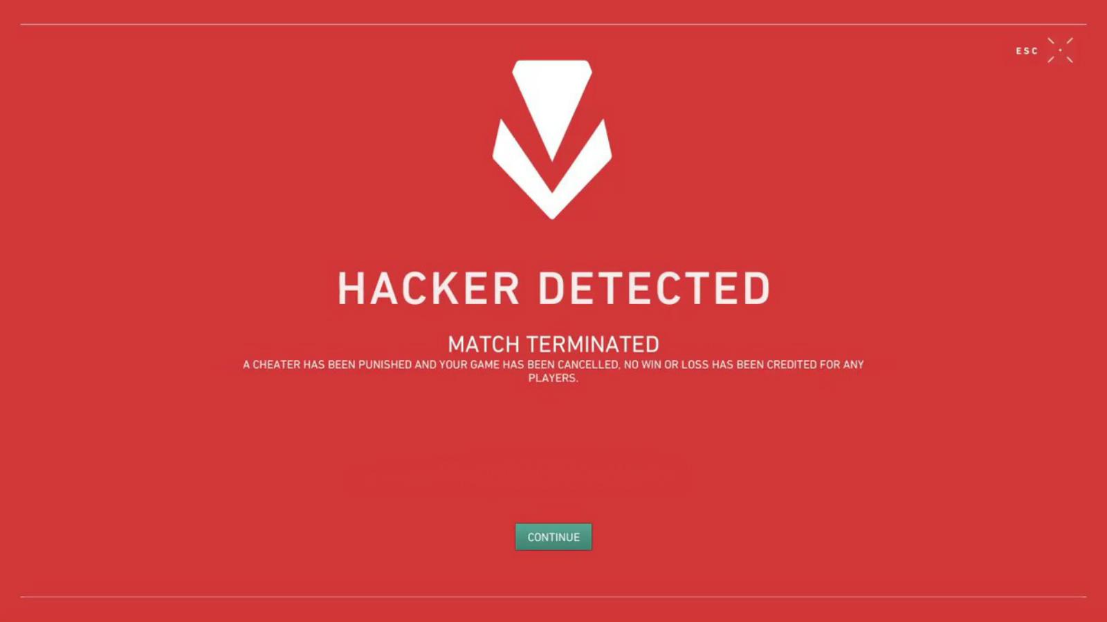 Valorant anti-cheat Vanguard