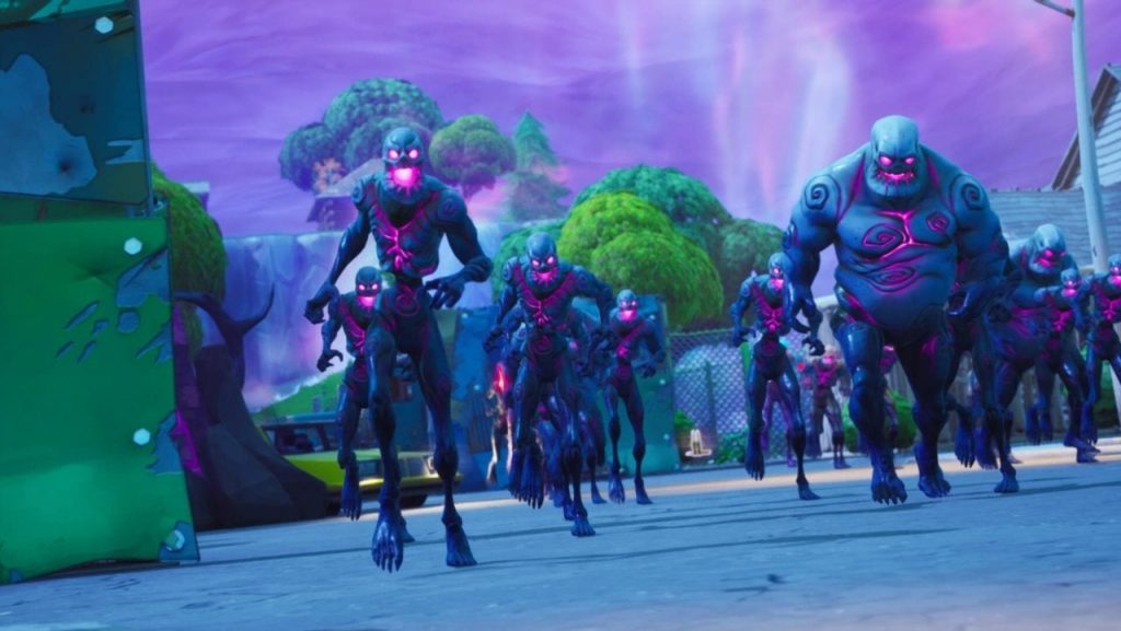 Fortnite's battle royale mode could finally be getting a zombie-vs-survivor mode this patch.