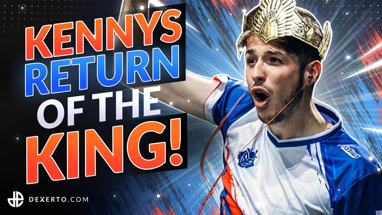 Return Of The King: How kennyS Rediscovered his CSGO Mojo