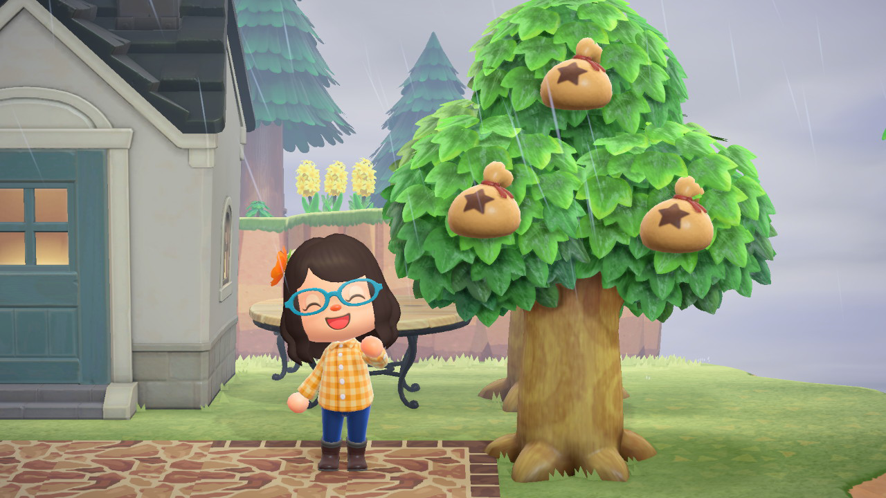 Money trees are a surefire way to make a few extra bells in Animal Crossing.