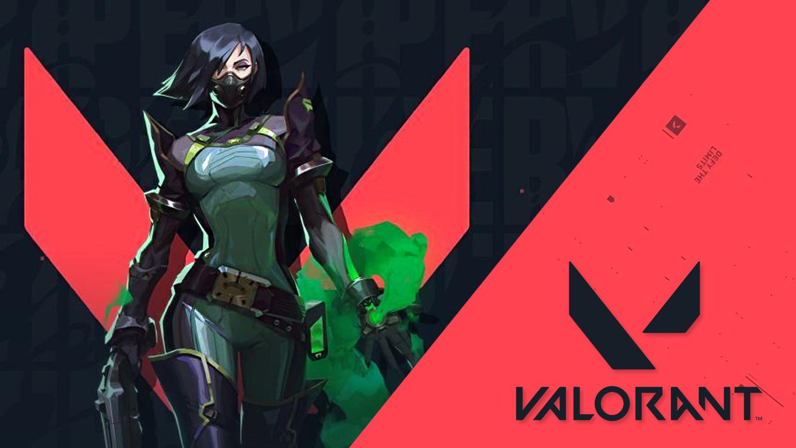 Viper in Riot Games' Valorant.