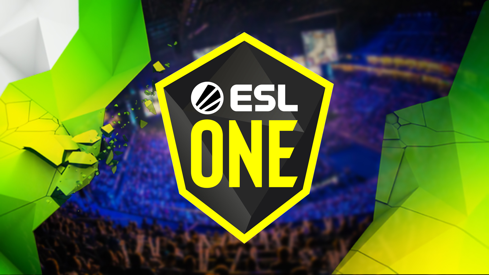 ESL One: Road to Rio.