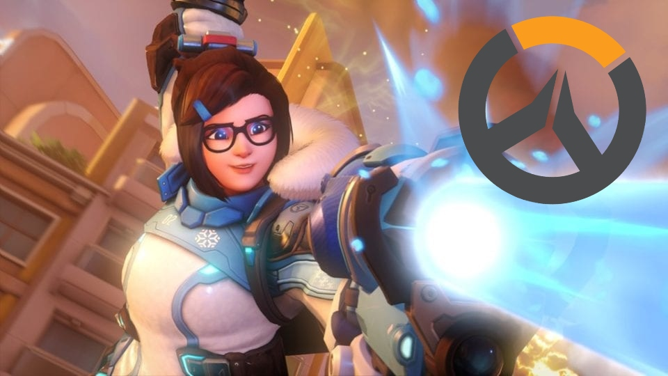 Mei could be transitioning into a tank role