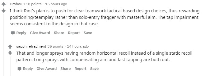 Reddit comment.