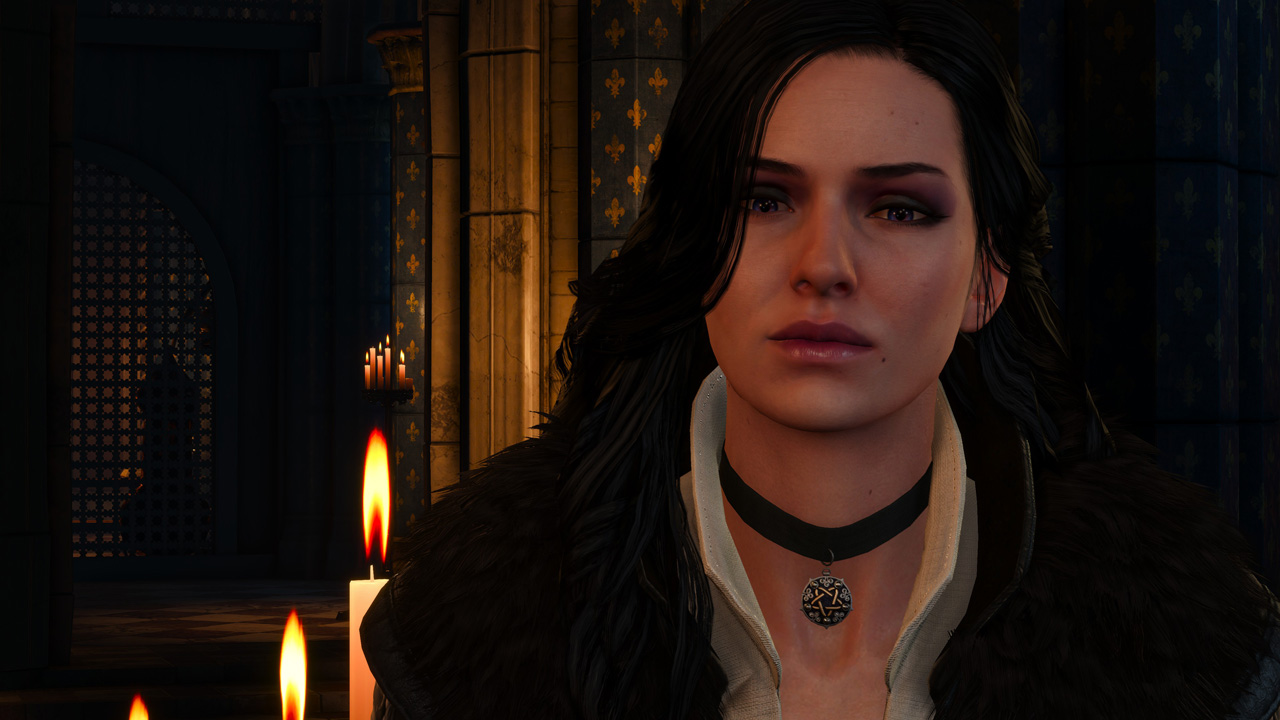 Yennefer in The Witcher 3