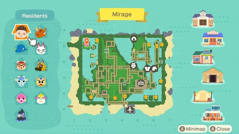 Sinnoh Region Animal Crossing