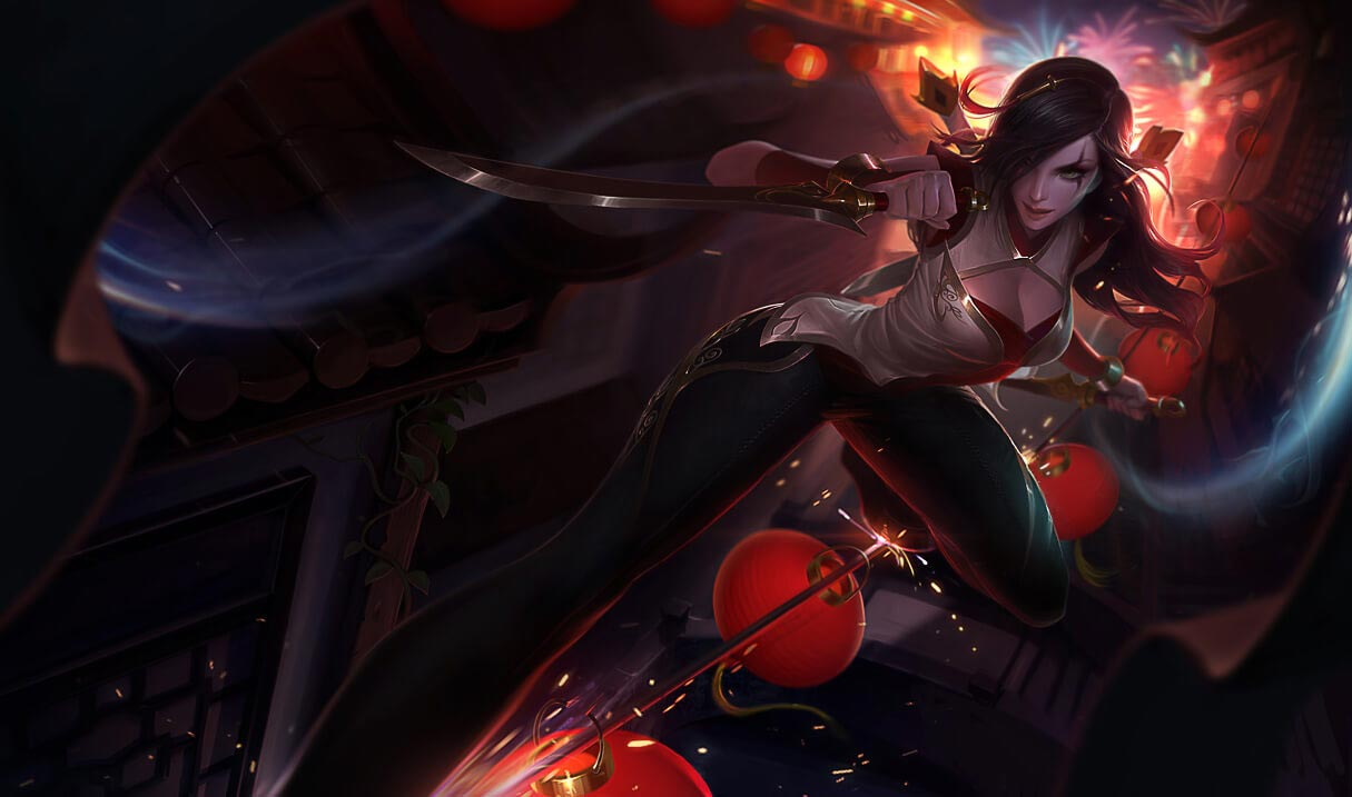 Katarina is just one of many mid lane champions that could be nerfed in League Patch 10.10 and beyond.