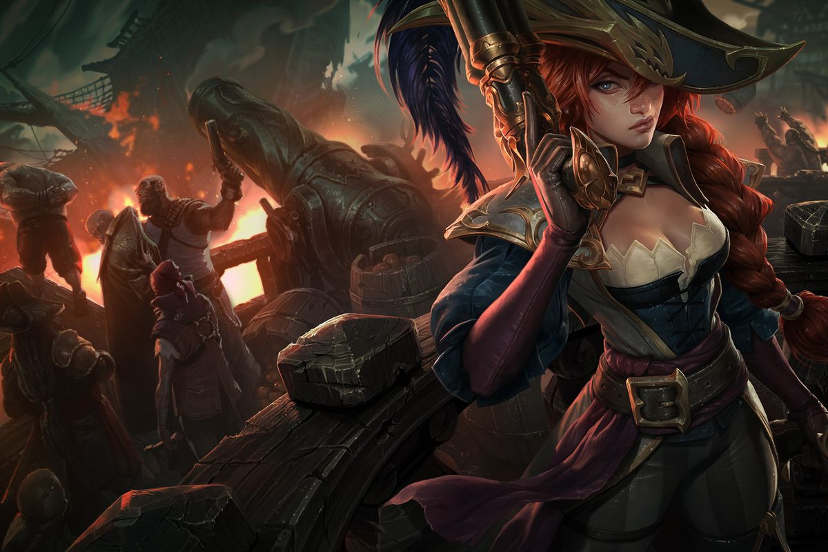 Miss Fortune is another of Season 10's top picks that's finally seeing nerfs next patch.