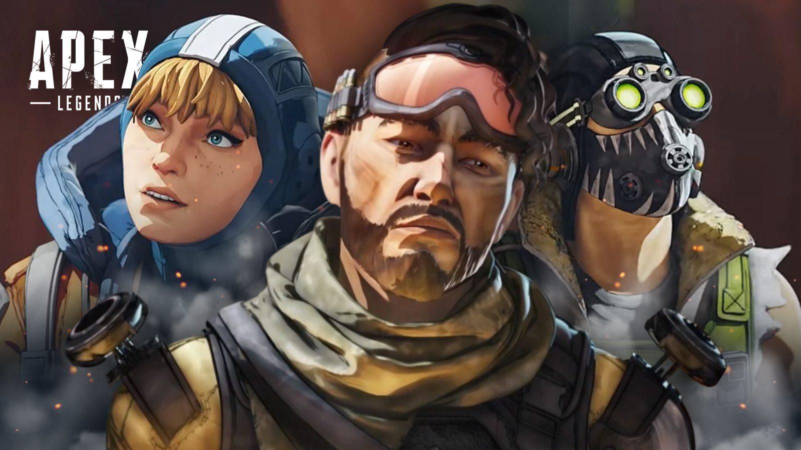 Apex's long list of colorful characters could be moving to next-gen as soon as late-2020.