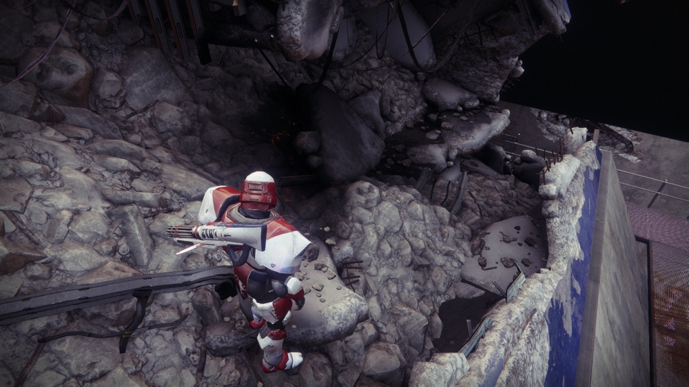 Could the glitched Tower instance, revealing new destroyed sections, be hinting at Bungie's grander Season 11 plans?