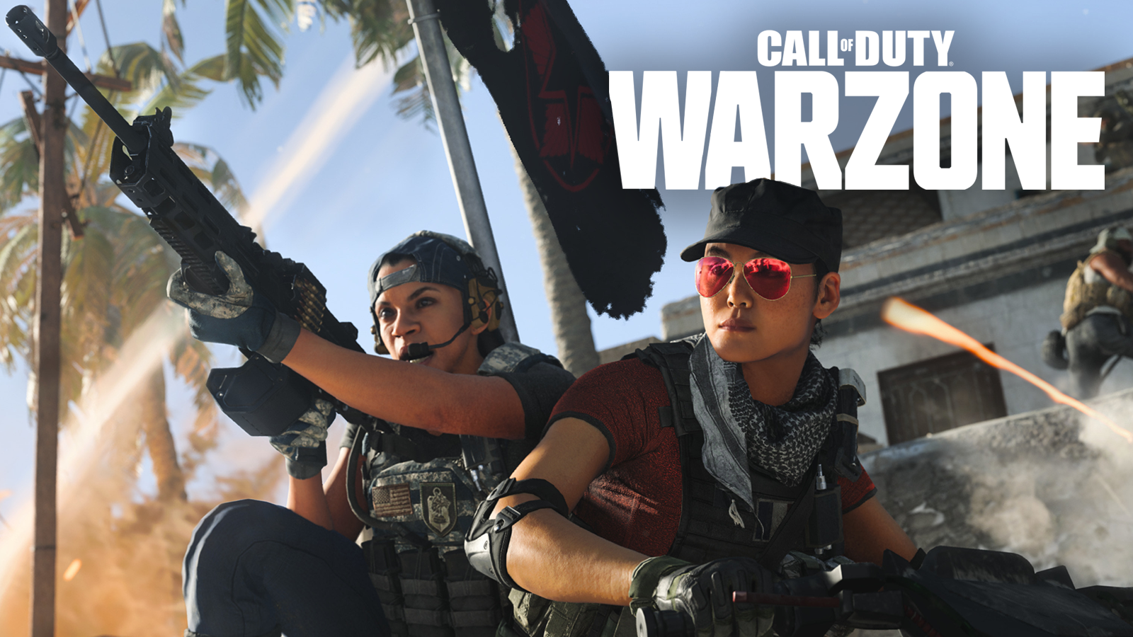 Warzone is still very much front-and-center for Call of Duty's plans, despite the 2020 release coming on-schedule.