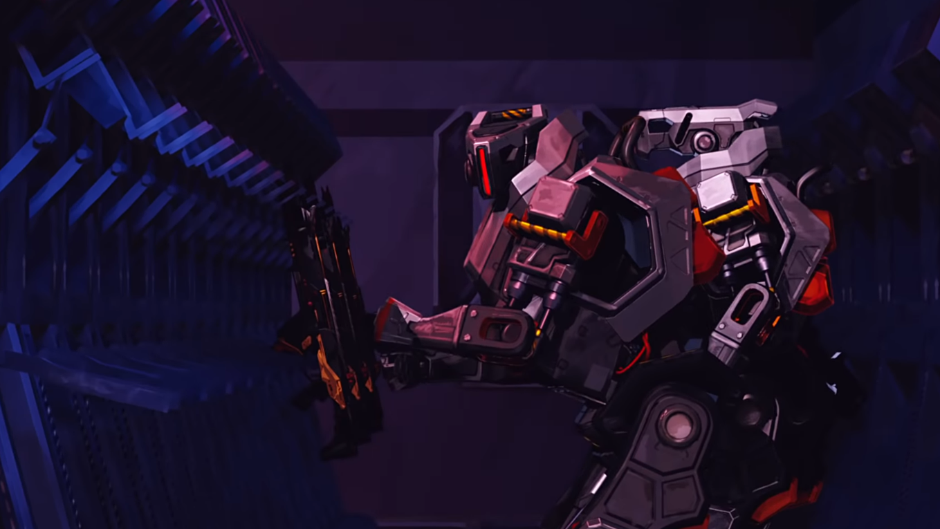 Hammond-built Spectres from Titanfall 2 have finally made their debut in Apex Legends -- could they be hinting at something more?