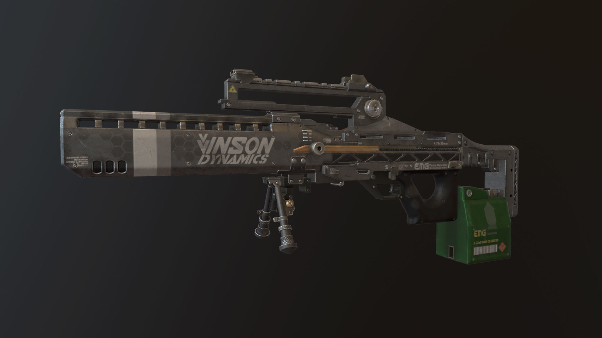 The Cold War would instantly be a meta-warping gun in Apex Legends.