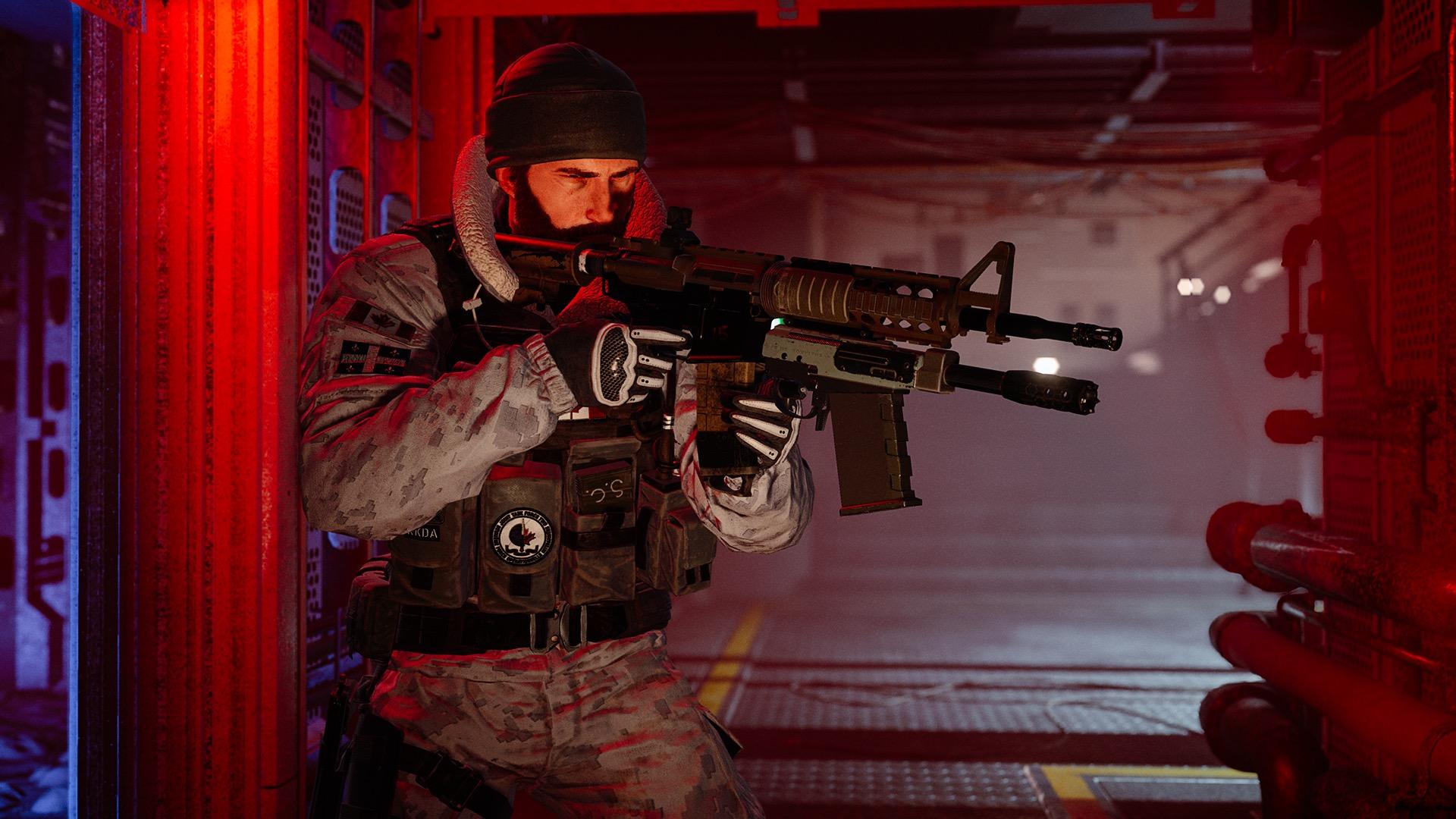 Buck in Rainbow Six: Siege