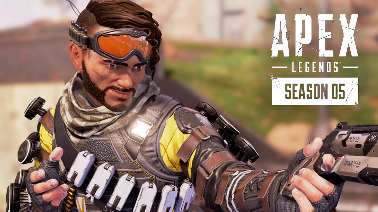 Mirage has finally got his Apex Legends rework, more than a year after his release.