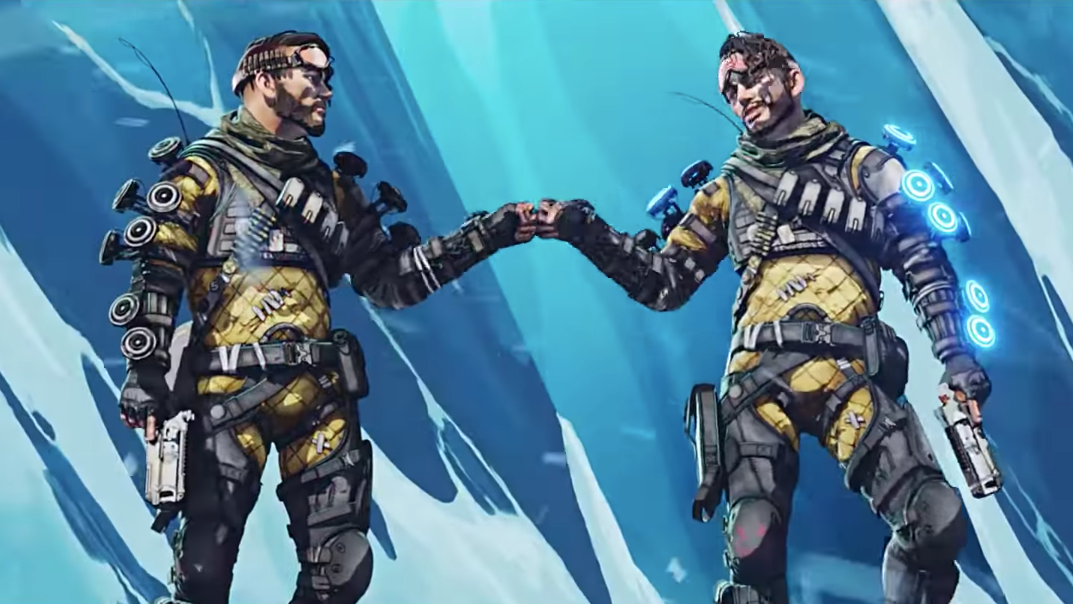 Could Mirage finally be a big player in the Apex Legends meta after this rework?