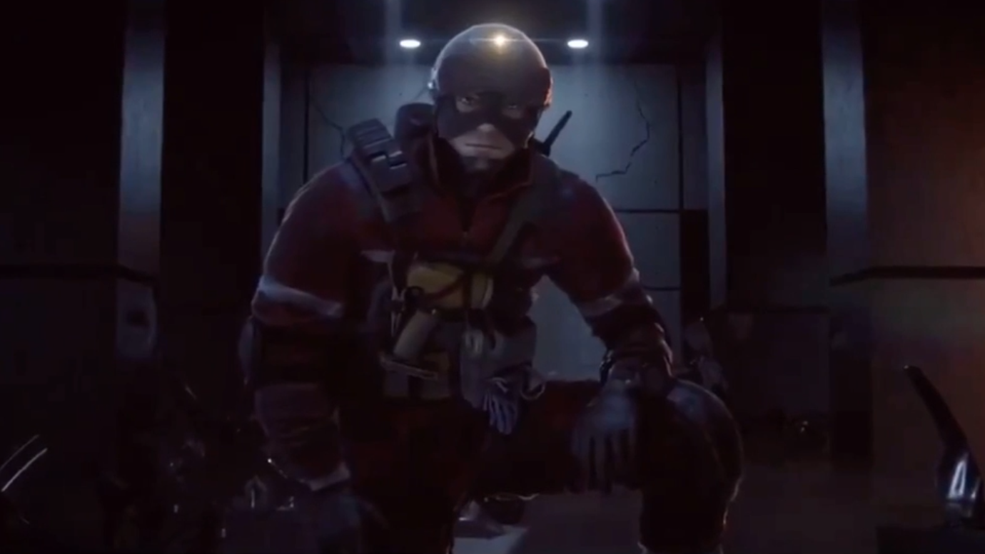 Leaked Rainbow Six Y5S2 operator Ace looks set to be the FPS title's newest hard breacher.