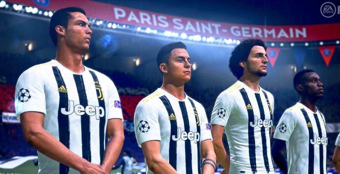 Juventus FIFA 21 Piemonte Calcio