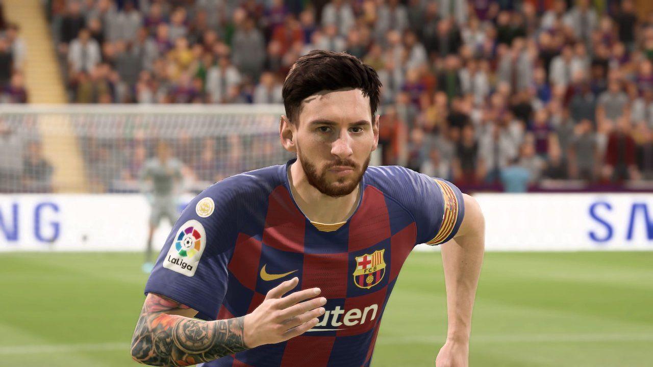Messi fifa