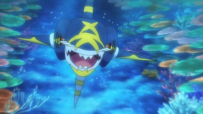 Sharpedo Pokemon Go