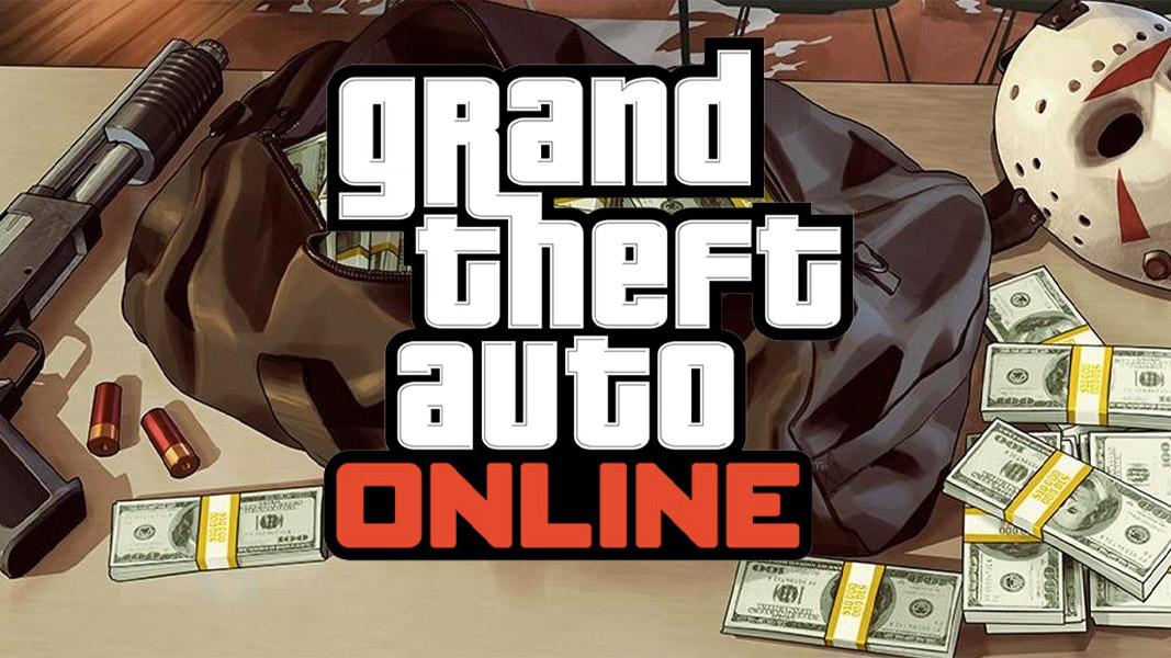 GTA Online money bag