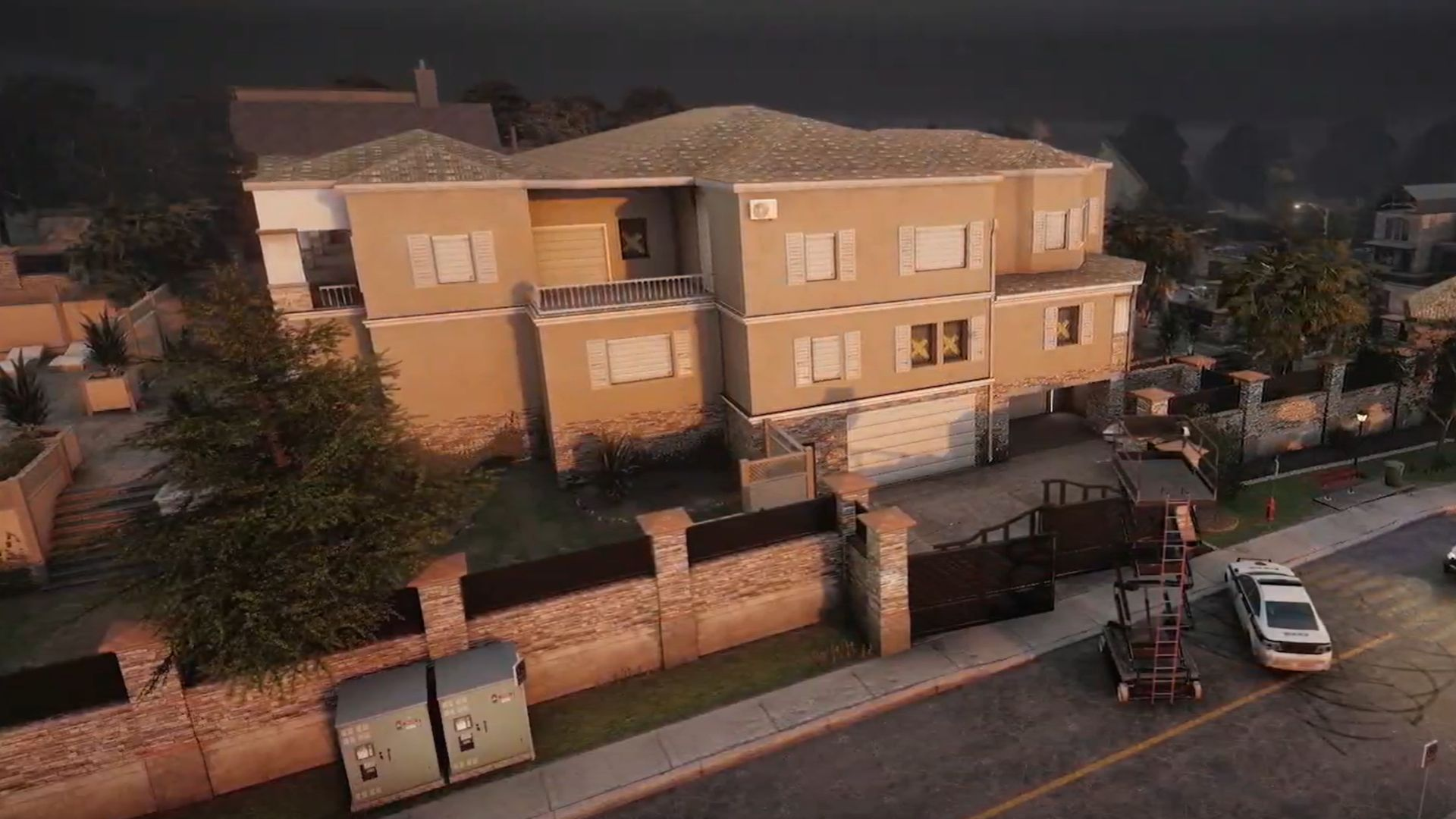 New House map in Rainbow Six Siege